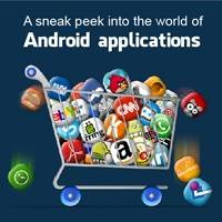 A sneak peek into the world of Android applications