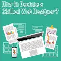 How to become a skilled web designer